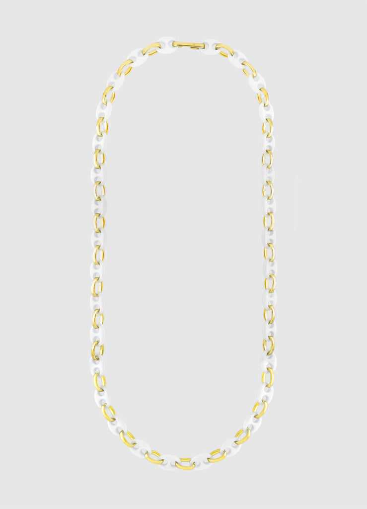 IVORY CORALINE LONG NECKLACE