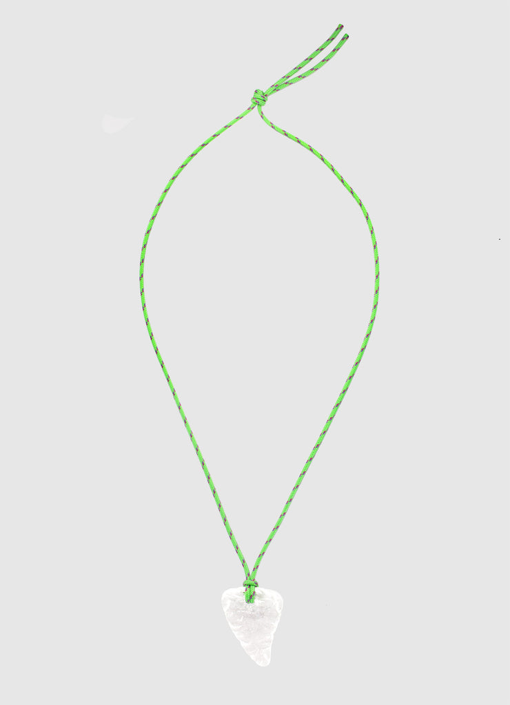 HAWAII NECKLACE GREEN