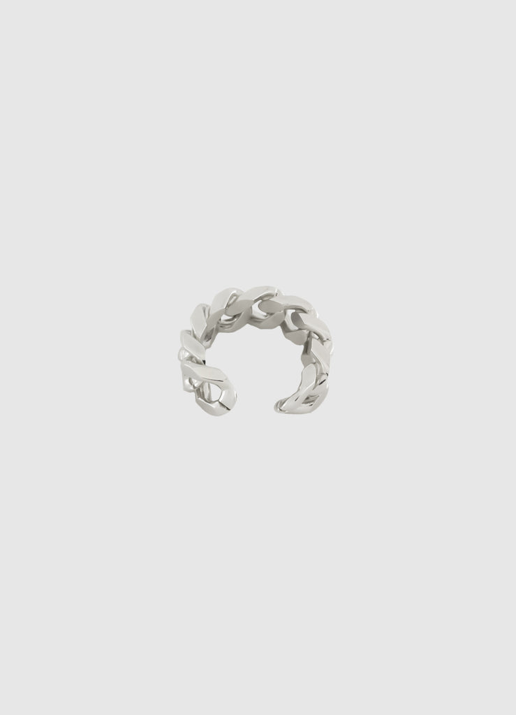JANIS SILVER RING