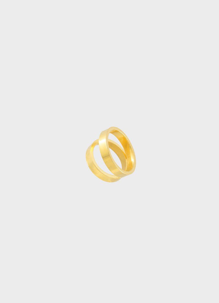 SATURN RING GOLD