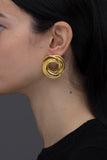 METEORA EARRINGS GOLD