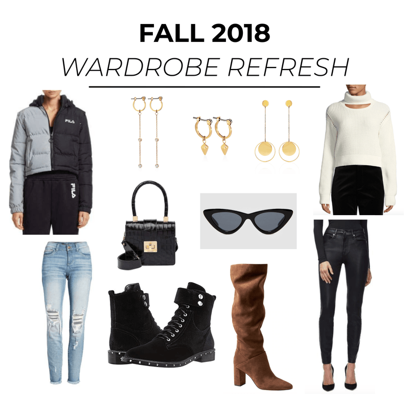 10 Must Have Items for Fall 2018