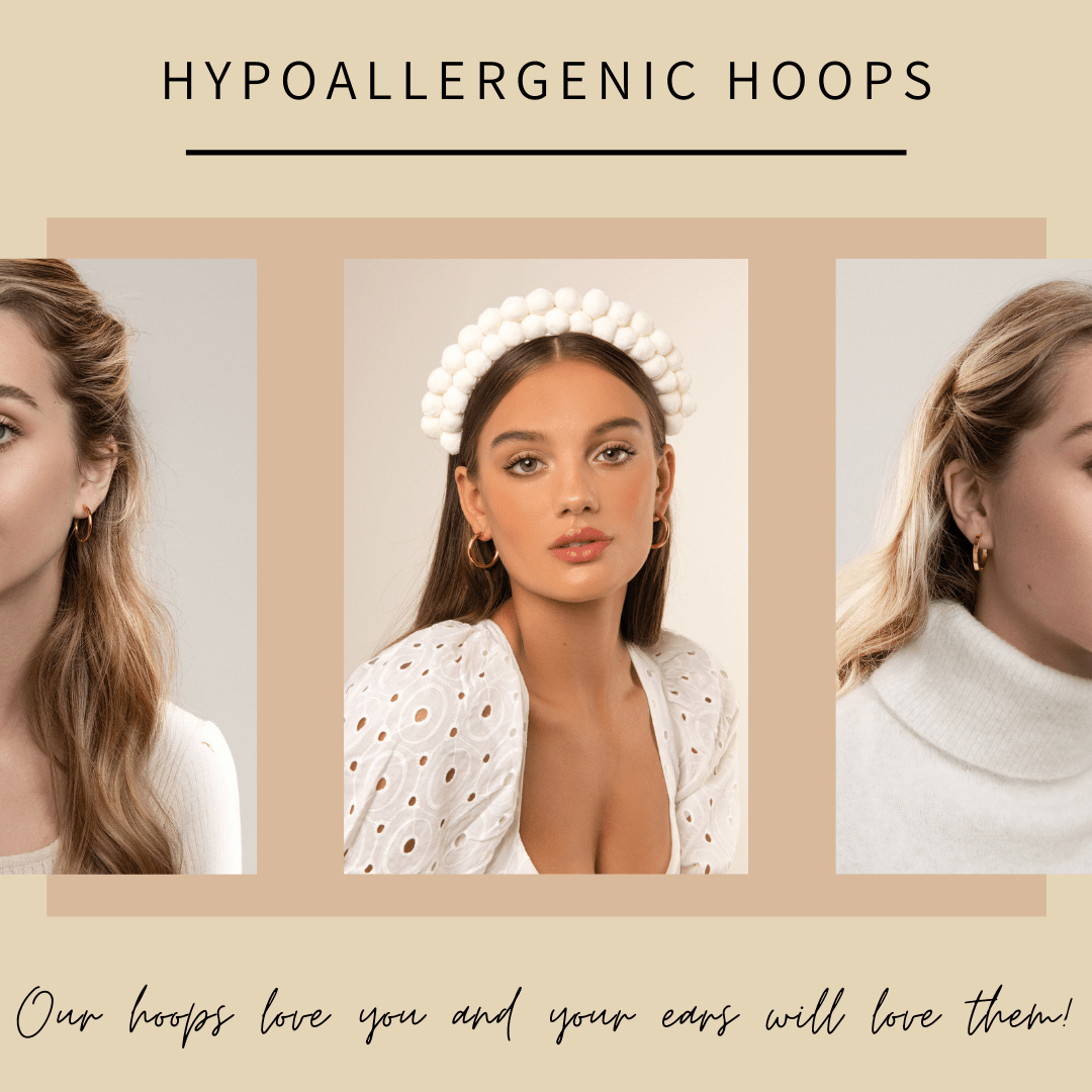Where to Find Hoop Earrings for Sensitive Ears