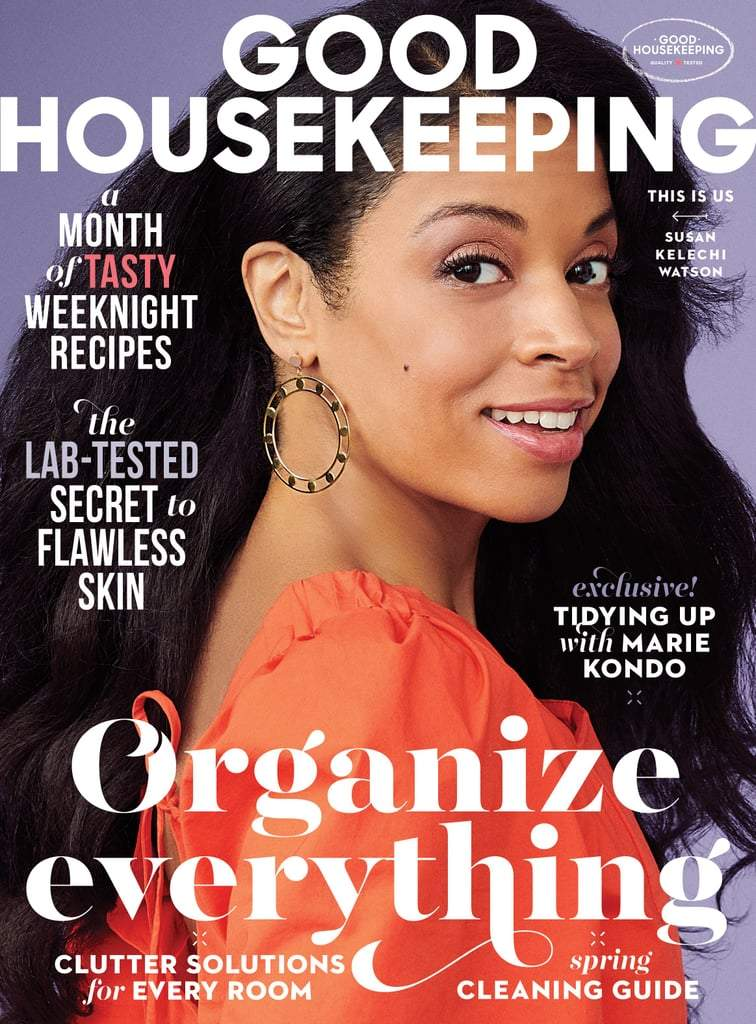 Good Housekeeping Cover Shoot