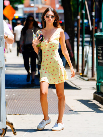 Emily Ratajkowski Summer Outfit 4th of July