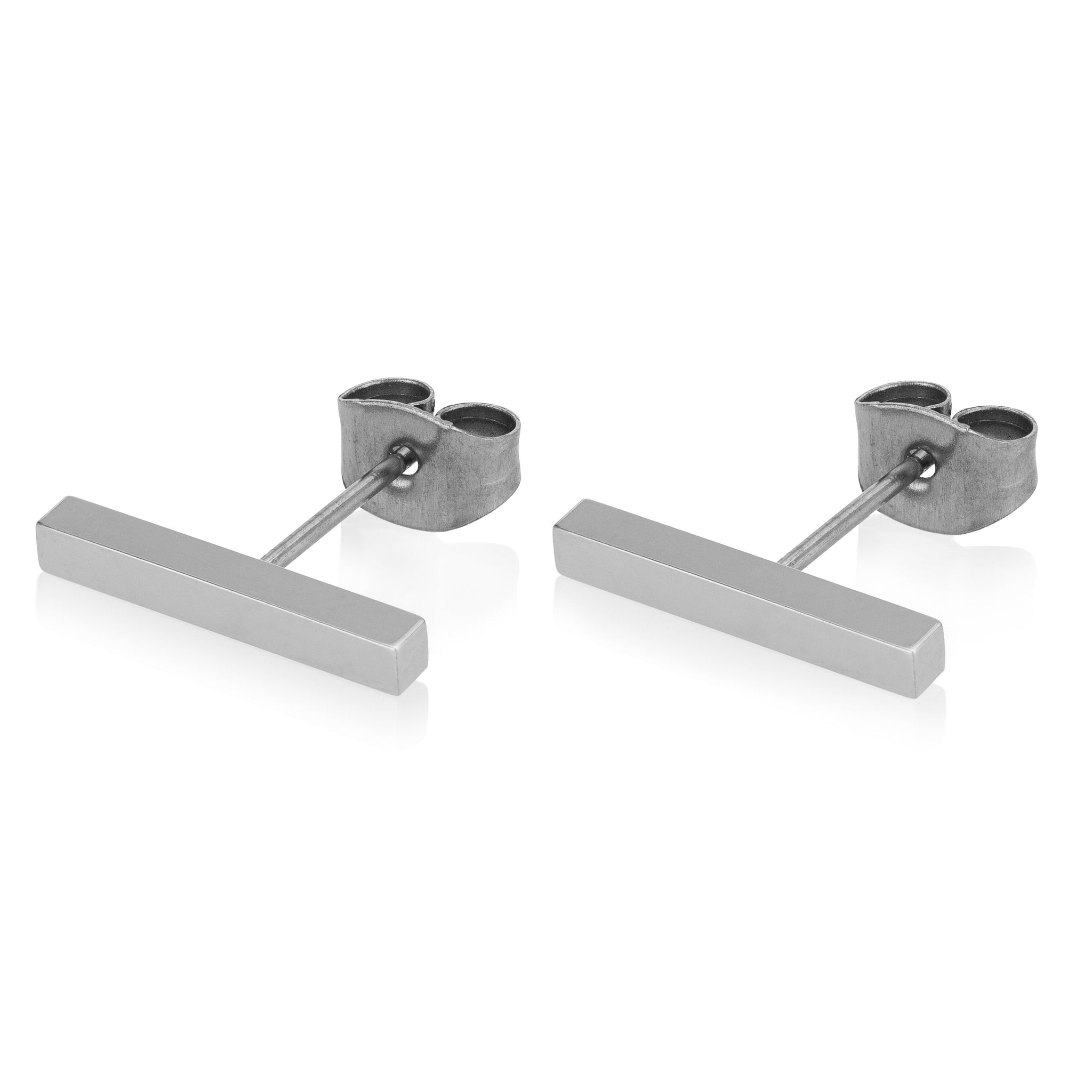 z_new_15MM BAR STUDS | Earrings | Tini Lux