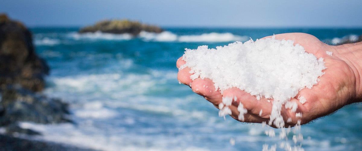 Cornish Sea Salt | How we Hand Harvest | Living Sea Therapy
