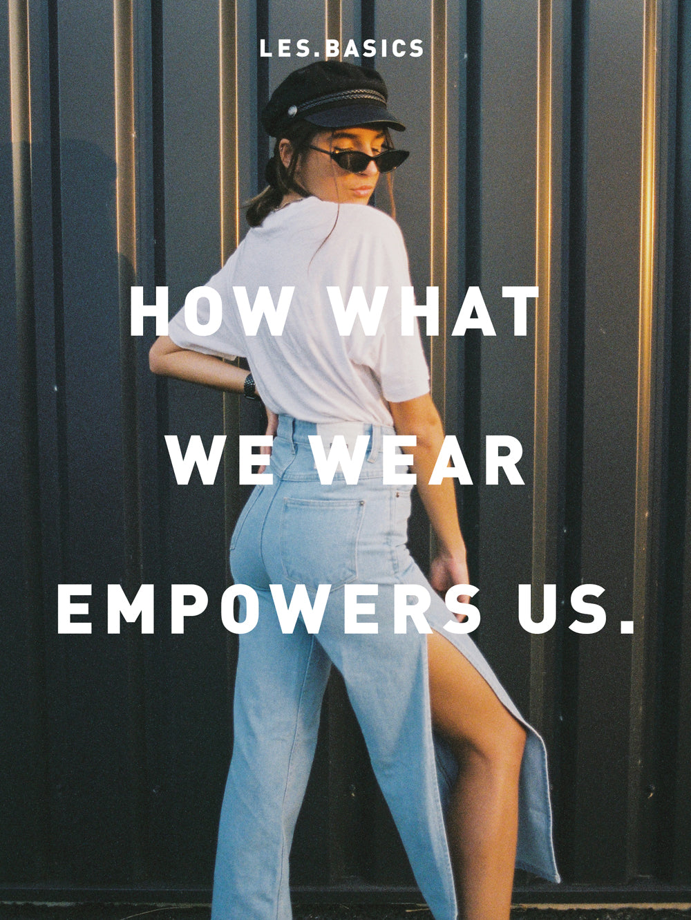 How what we wear empowers us