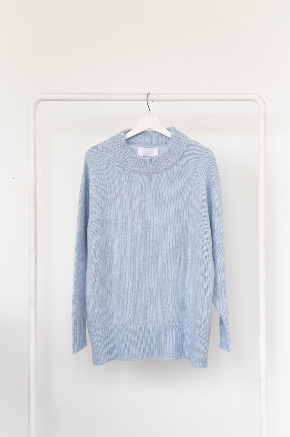 MOM Knit Blue