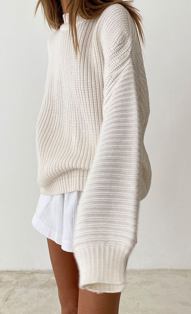 THE CHUNKY KNIT BONE
