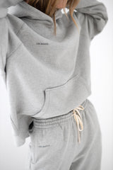THE BASIC JOGGER MISTY GREY