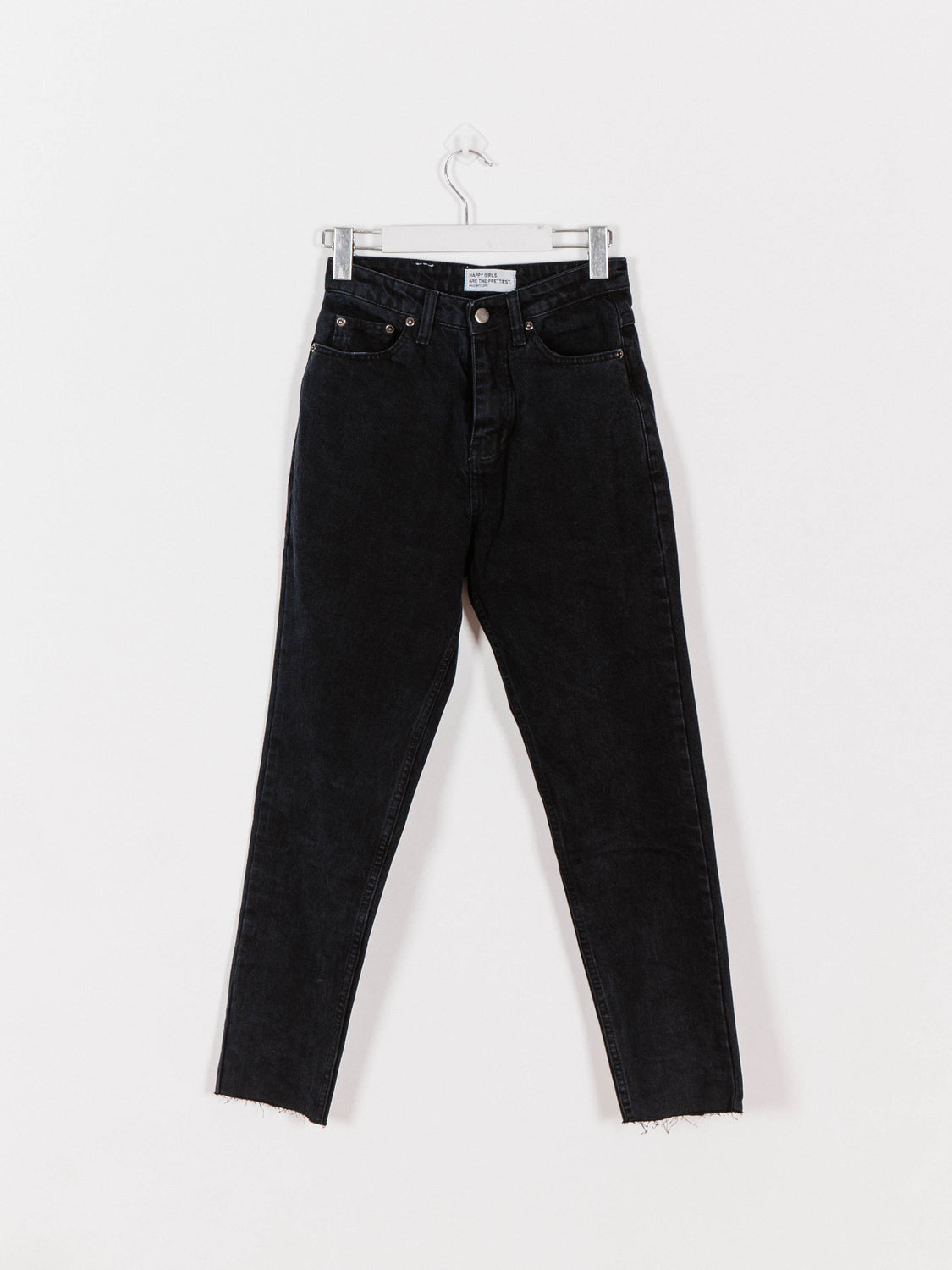 FRED MOM Jeans Black