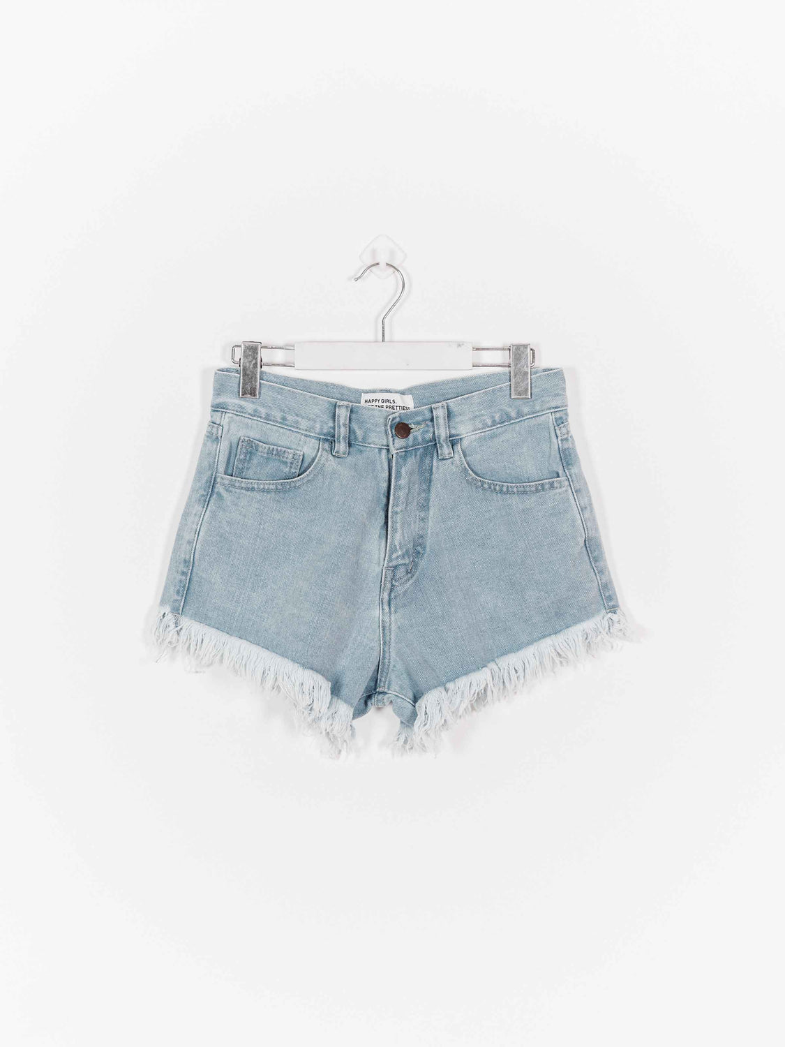 FRED Beach Bum Shorts Light Blue