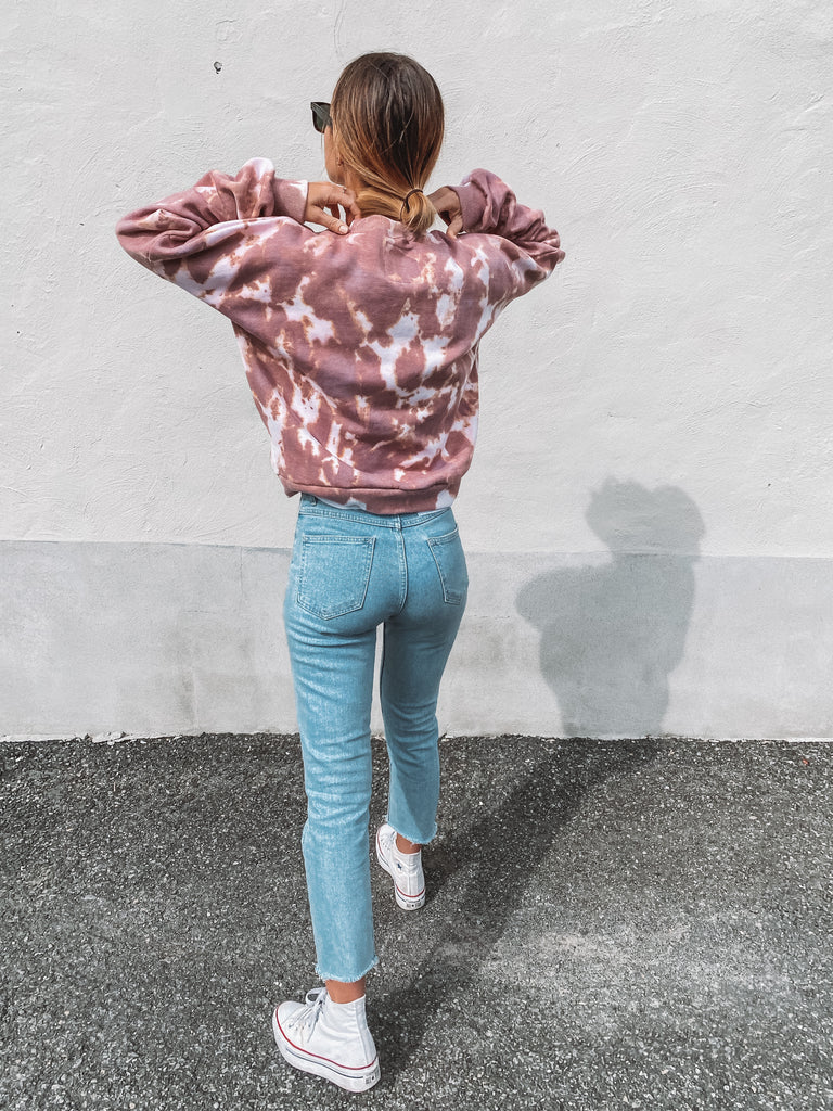 Fred Basic Sweatshirt Tie dye