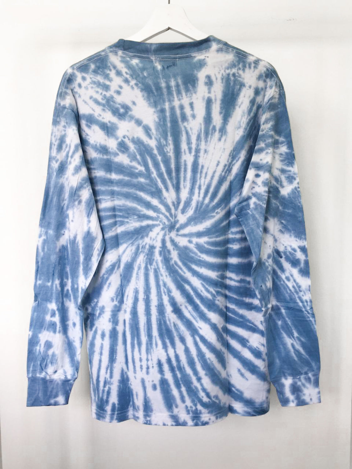 Organic Tie-Dye long sleeve