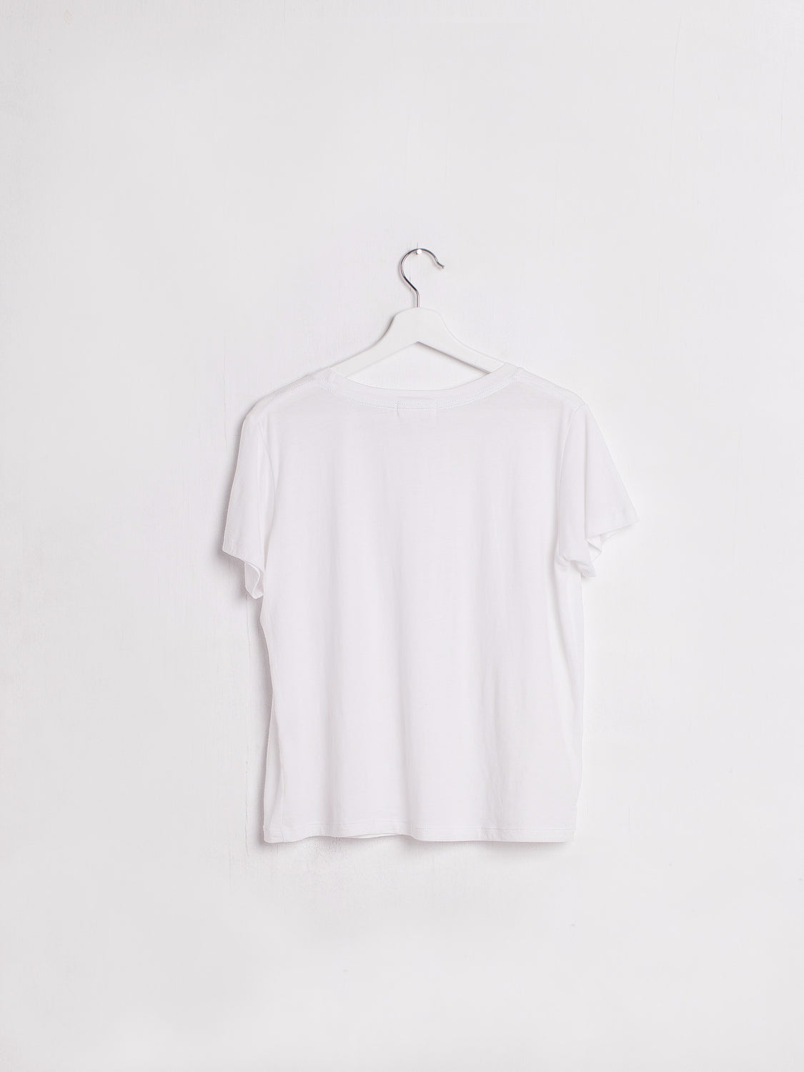 FRED Tee Basic White