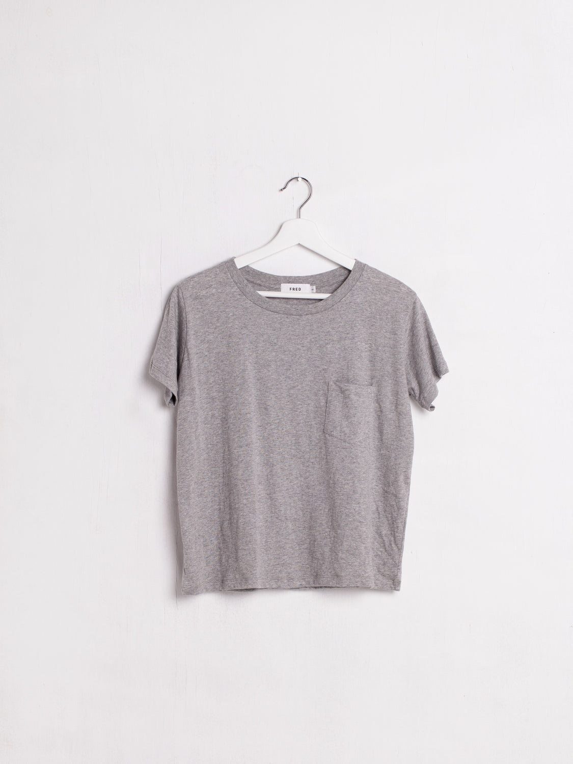 FRED Tee Basic Grey