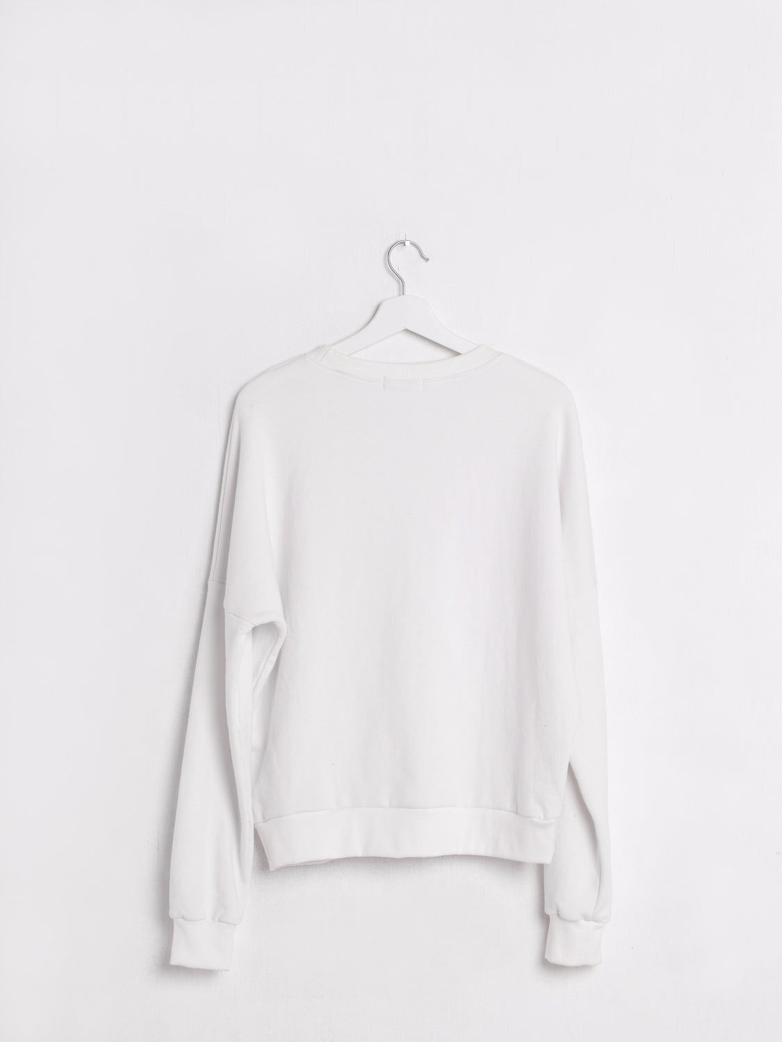 FRED Sweatshirt White