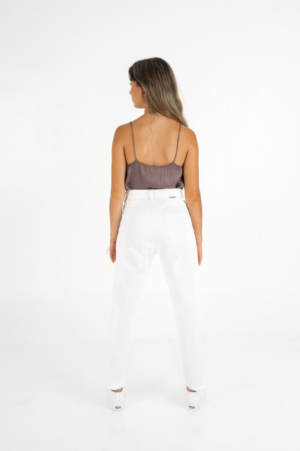 Night Out Top Purple