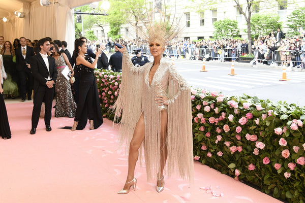 celine dion met gala 2019 camp notes