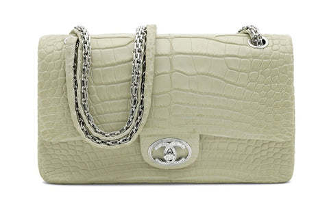 chanel bag among most expensive rare alligator