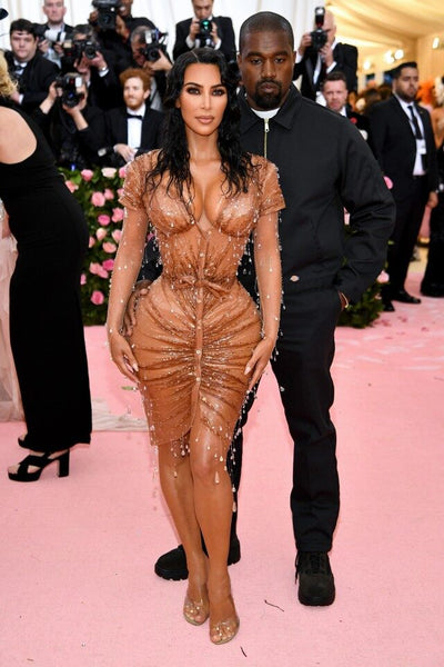 Kim Kardashian West Met gala 2019 camp notes