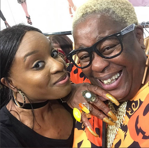 Sandra from Gogglebox Fave of Apples and Pears