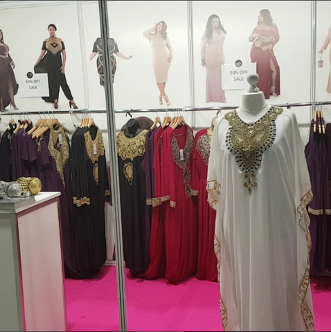 Regal Gold Boutique Pop Up Shop at The Curve Fashion Festival 2017