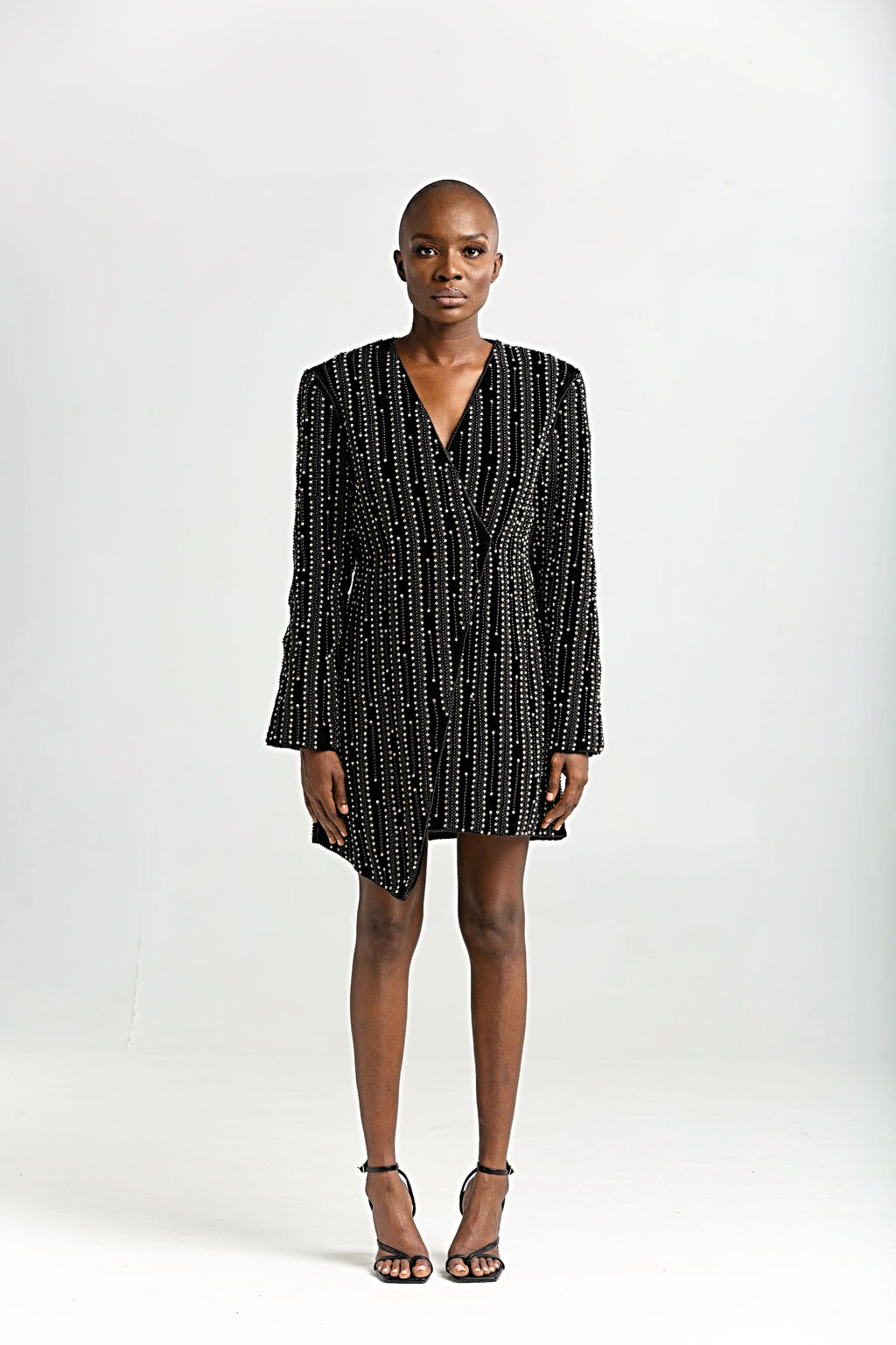 Glacier B Blazer Dress
