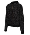 Legacy Black Bomber Jacket