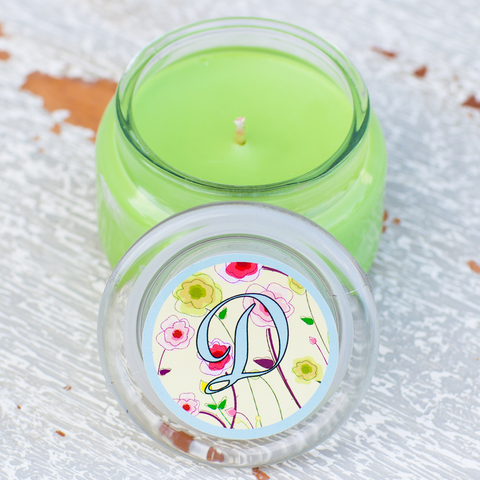 Sweet Lime 8oz Soy Candle