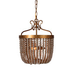 Delphine Chandelier (Gold)