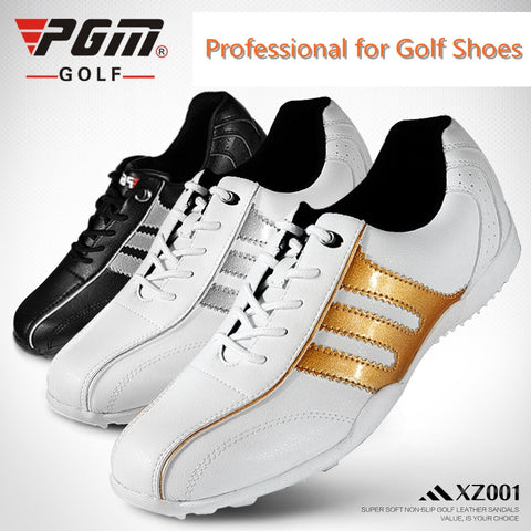 Brand PGM Adult Mens Golf Sports Shoes Light & Breathable & Steady & waterproof XZ001 - Oleevia's
