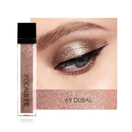 Glitter Pulbere Rose Gold FOCALLURE 12