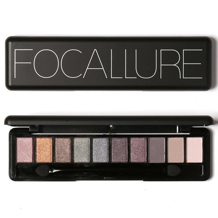 Paleta 20 Farduri Matte Electric FOCALLURE