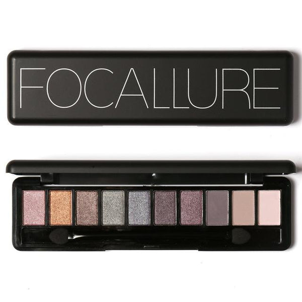 Paleta 10 Farduri Eye 4 FOCALLURE