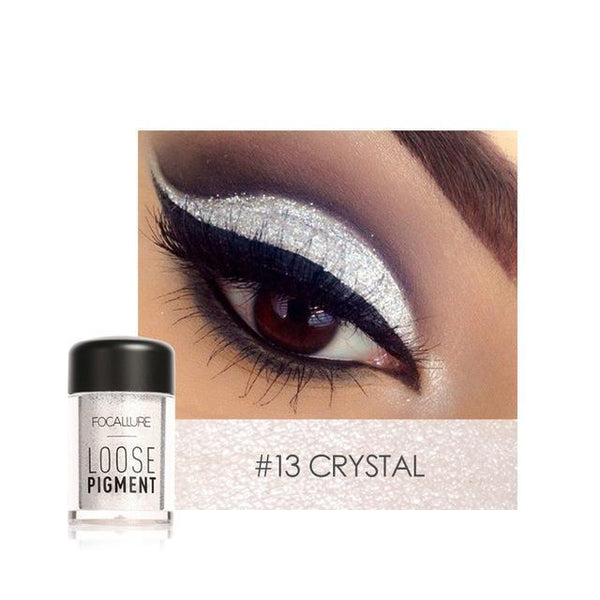 Glitter Pulbere Crystal FOCALLURE 13