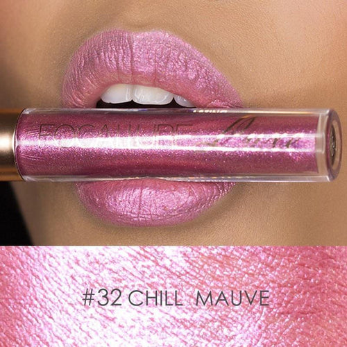 Ruj Waterproof Chill Mauve FOCALLURE 32