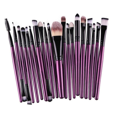 Set 20 Pensule Makeup KOLIGHT