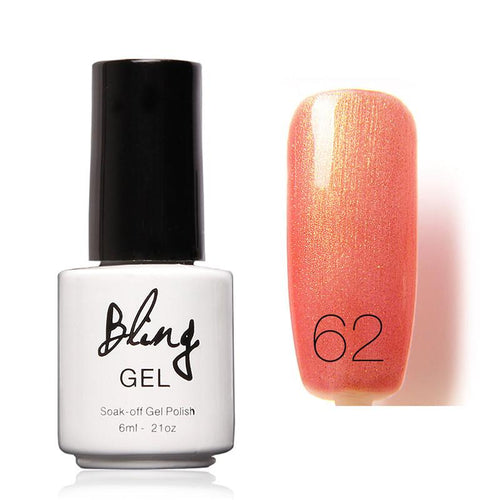 Oja Semipermanenta Bling By FOCALLURE - 6ml - Pink Lollipop - 62