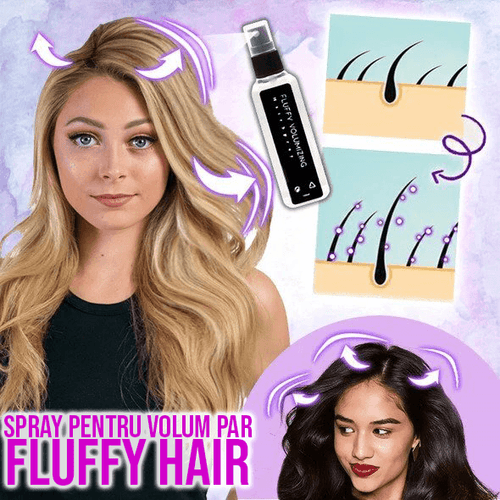 Spray pentru Volum Par FLUFFY HAIR
