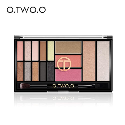 Paleta 15 Farduri Beauty O.TWO.O