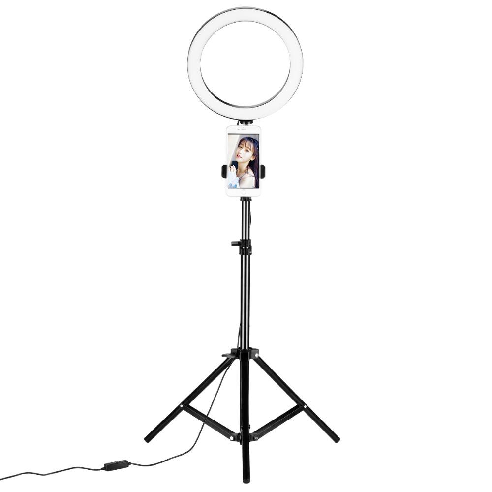Trepied cu Lampa Circulara Ring Light PRO