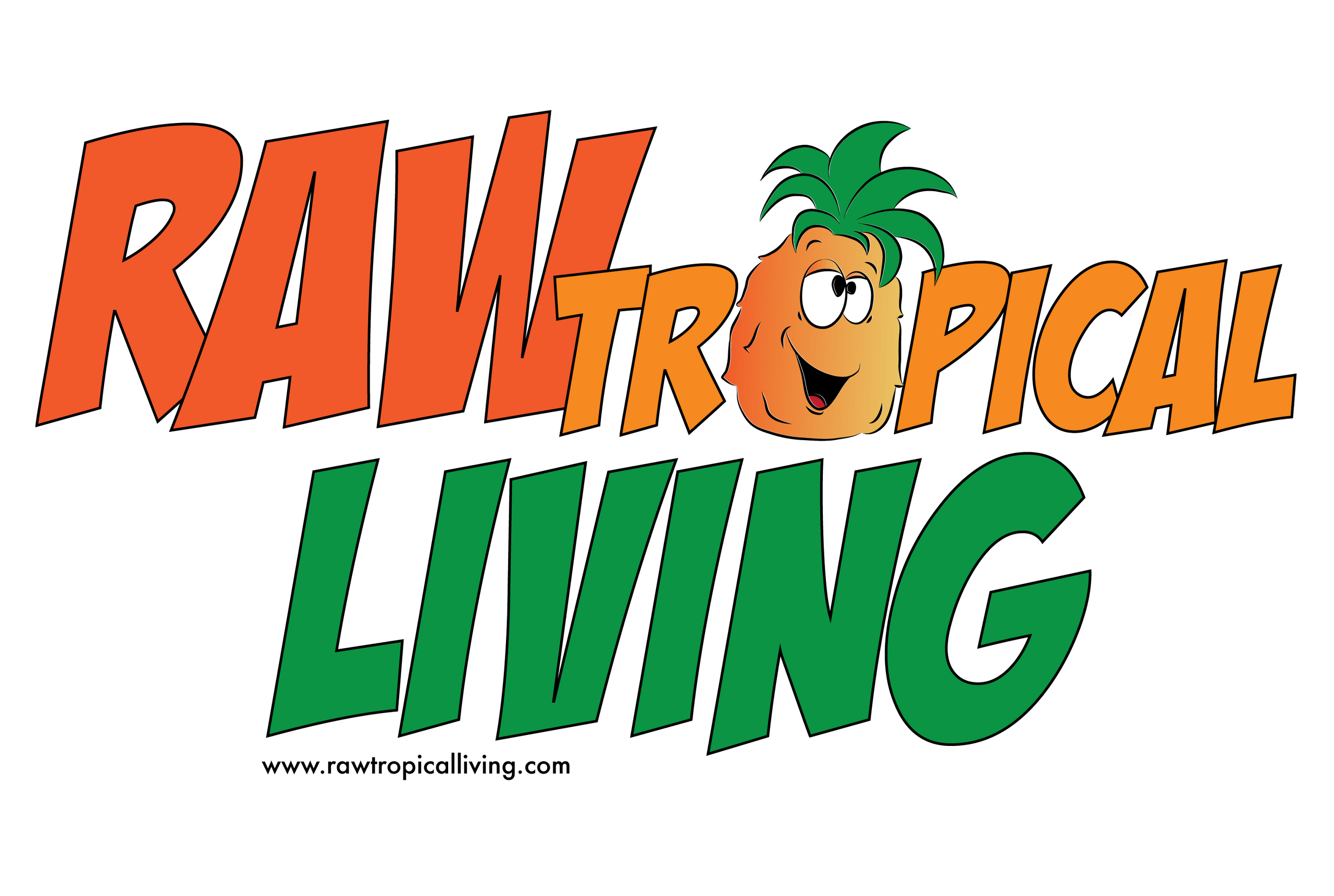 Raw Tropical Living