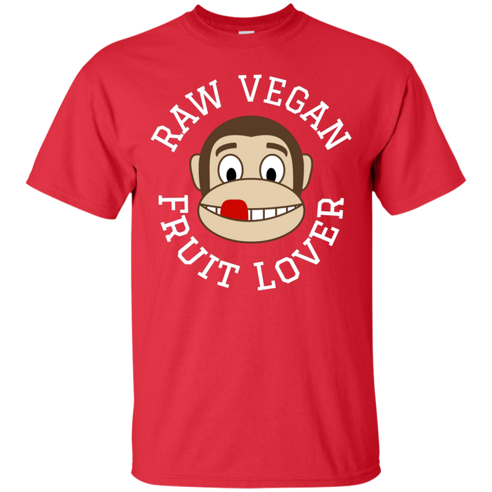 Raw Vegan Fruit Lover T-Shirt