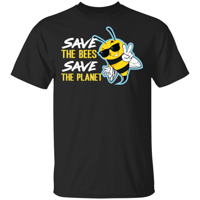 Save the Bees, Save the Planet Ultra Cotton T-Shirt
