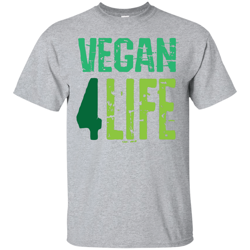 Vegan 4 Life T-Shirt