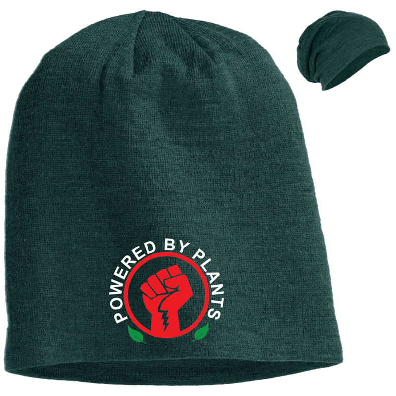 Powered by Plants Slouch Beanie