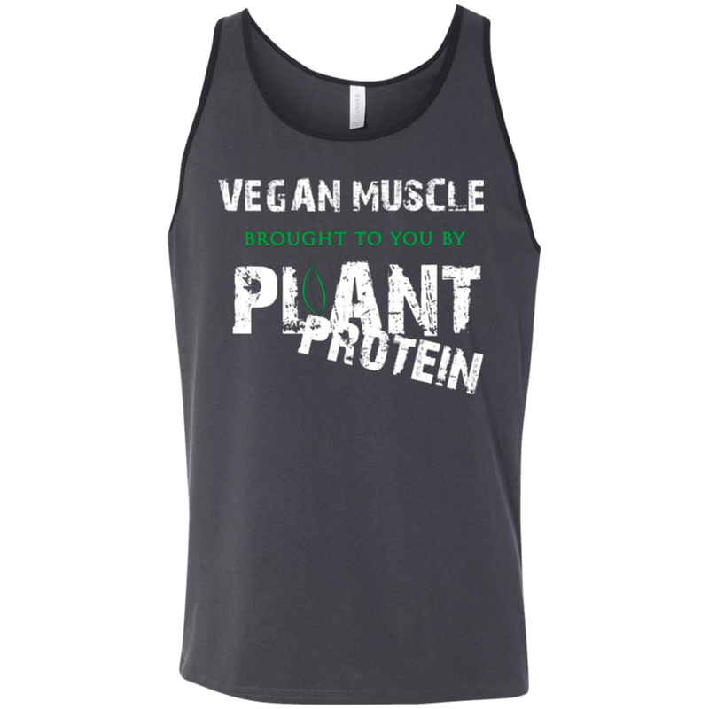 Vegan Muscle Plant Protein Tank