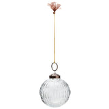 Glass Bauble Decoration